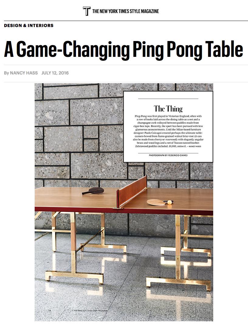 Ping-Mail T magazine